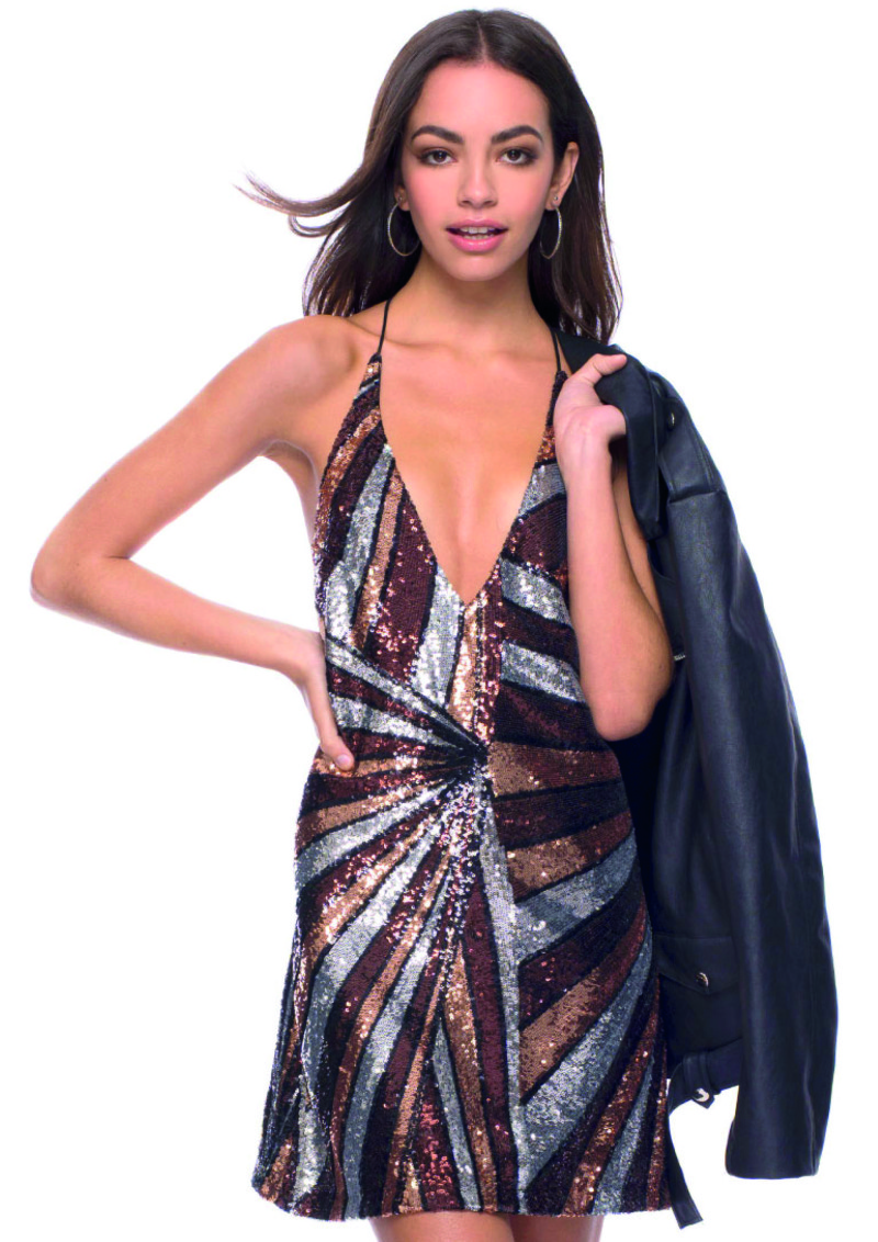 Flash Cecile Motel slip dress