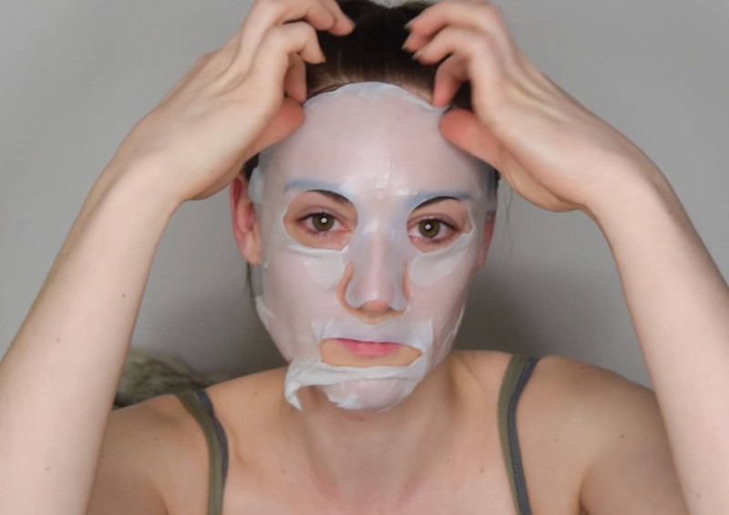 Timeless Truth Mask challenge saharasplash-7