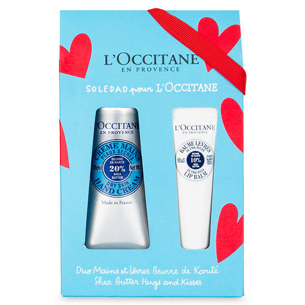 hugs and kisses l'occitane