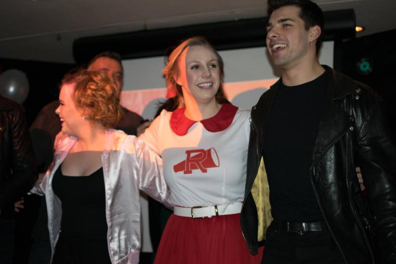 Grease is the word at Hard Rock Cafe saharasplash-13