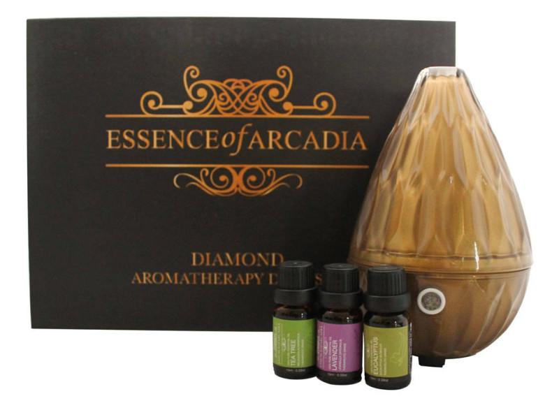 crystal image- essence of arcadia