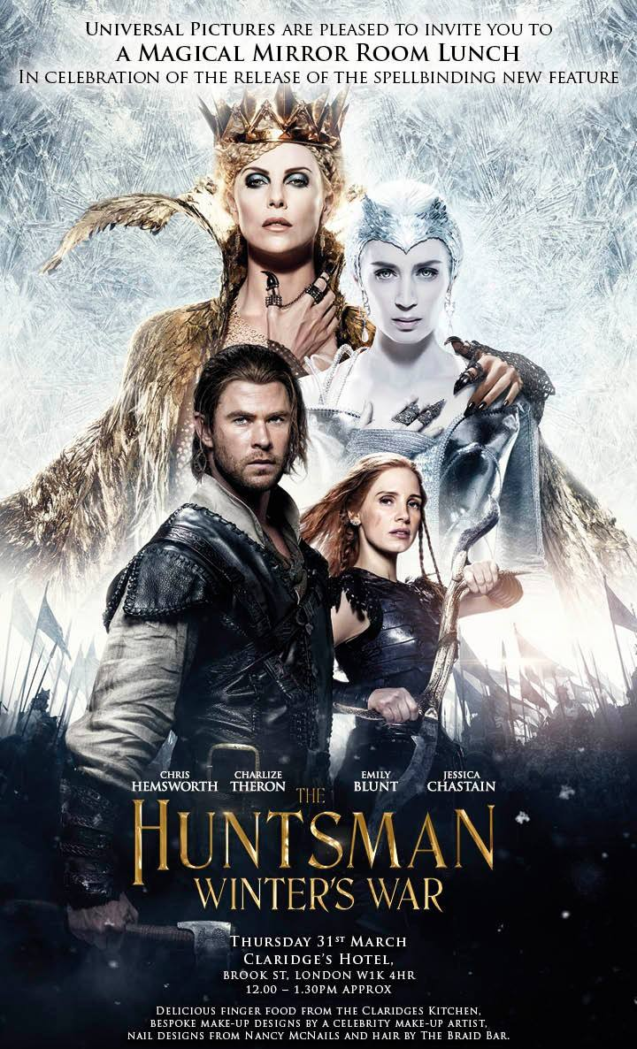 the owl and the huntsman invite