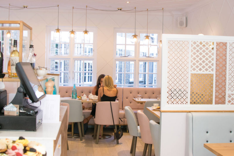 Beas London Cafe-16