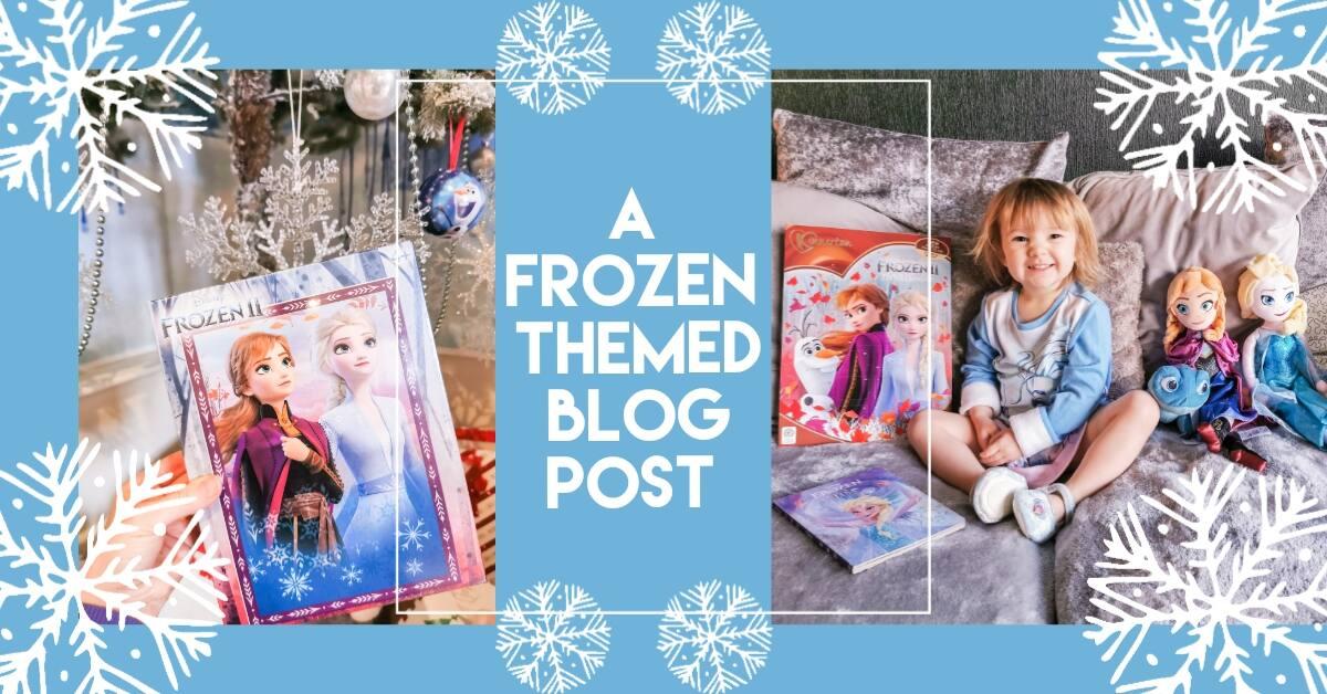 Saharasplash Frozen blog post